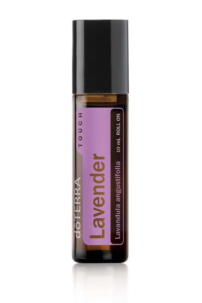 Lavender Essential Oil Touch (Roll-On) - Zero Point Crystals