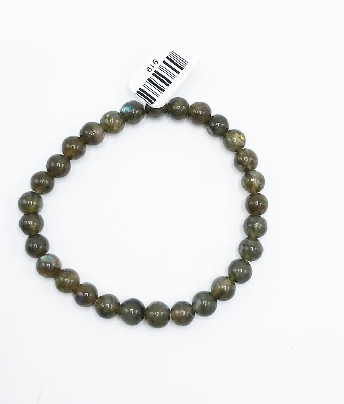 Labradorite Stretch Bracelet - Zero Point Crystals