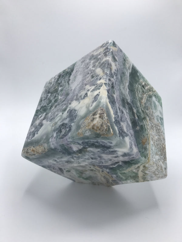 Fluorite Cube - Zero Point Crystals