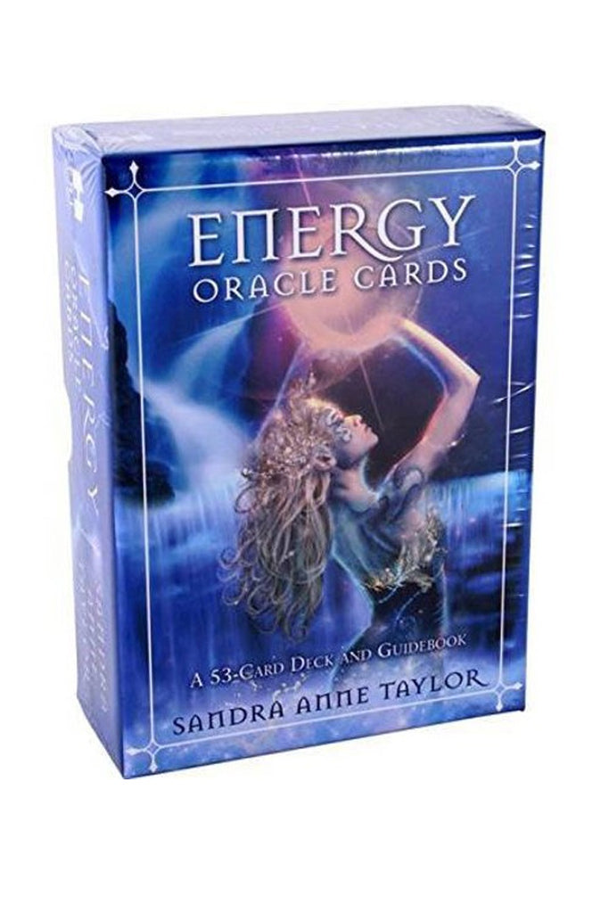 Energy Oracle Cards - Zero Point Crystals