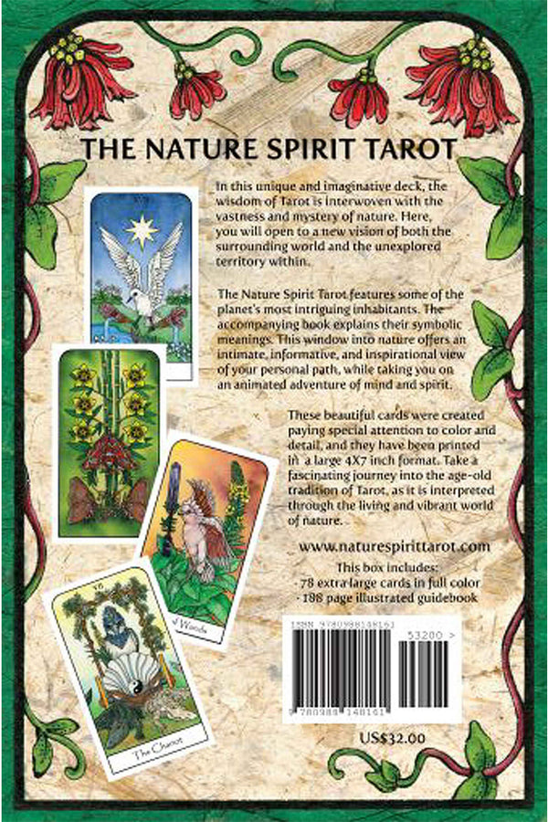 Nature Spirit Tarot - Zero Point Crystals