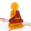 Buddha Pop-Up Card - Zero Point Crystals