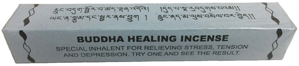Buddha Healing Incense - Zero Point Crystals