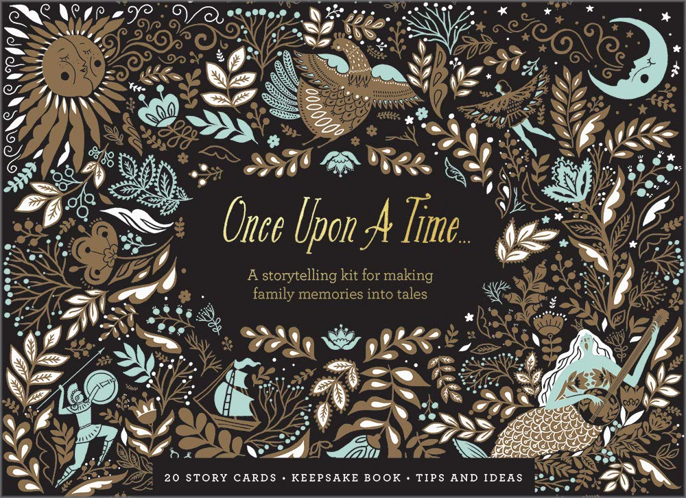 Once Upon A Time Storytelling Kit - Zero Point Crystals