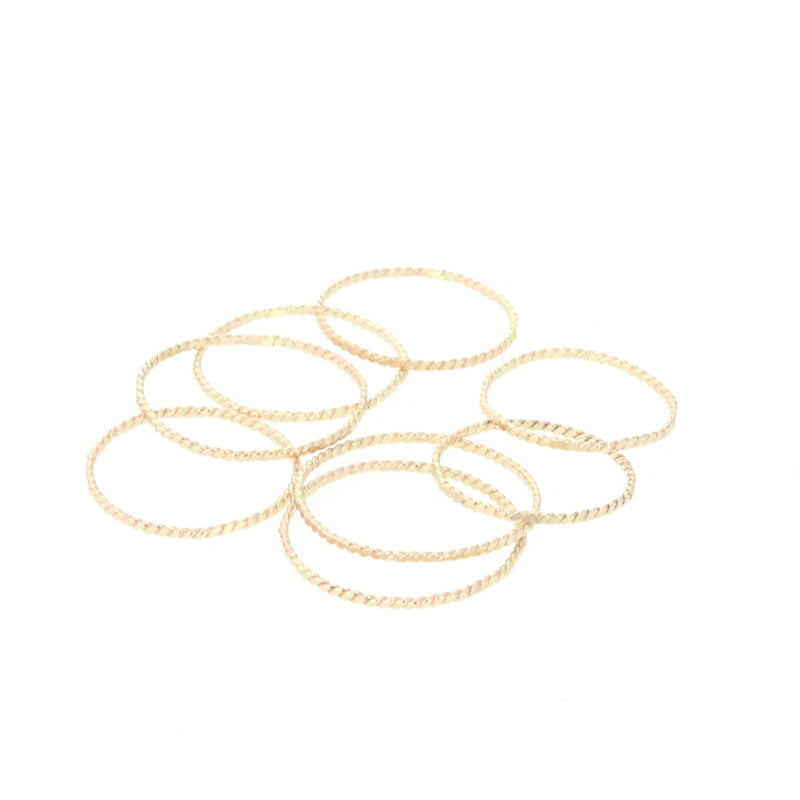 Stacking Rings - Zero Point Crystals
