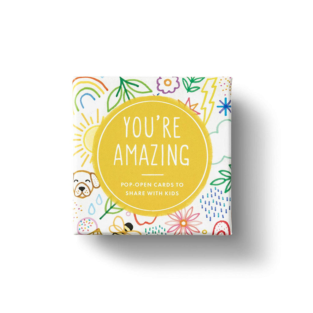 Thoughtfulls (Kids) - You're Amazing - Zero Point Crystals
