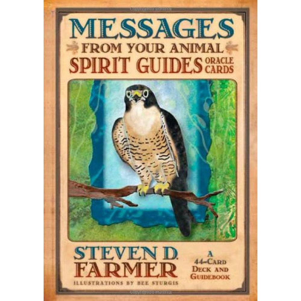 Messages from your Animal Spirit Guides - Zero Point Crystals