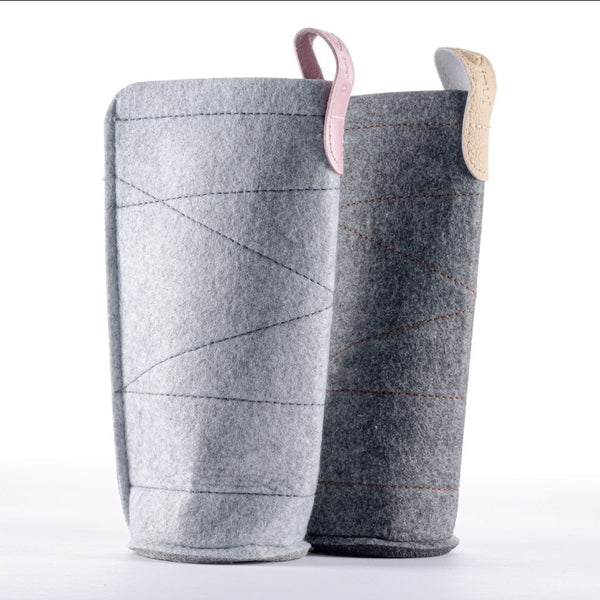 Wool Water Bottle Sleeve