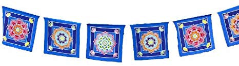Lotus Mandala Flags - Zero Point Crystals