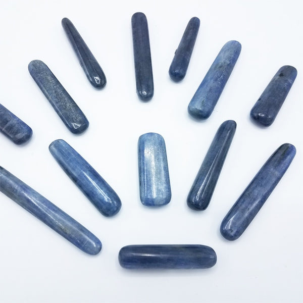 Blue Kyanite Blades - Zero Point Crystals