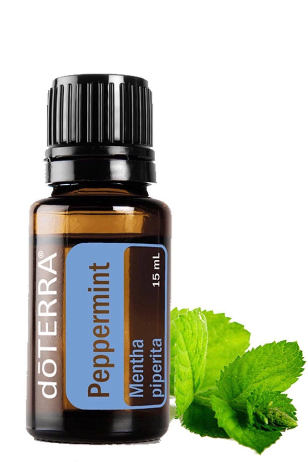 Peppermint Essential Oil - Zero Point Crystals