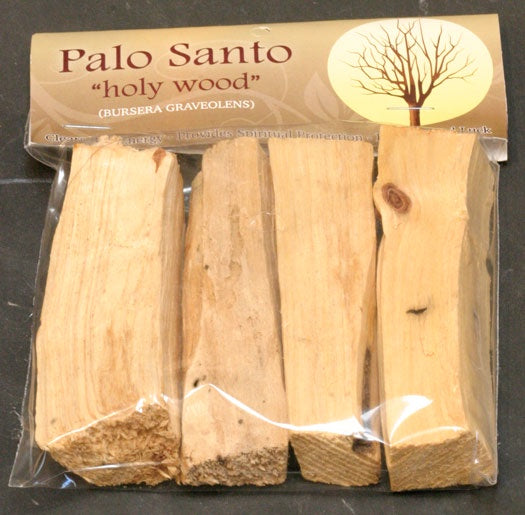 Palo Santo Wood - Zero Point Crystals