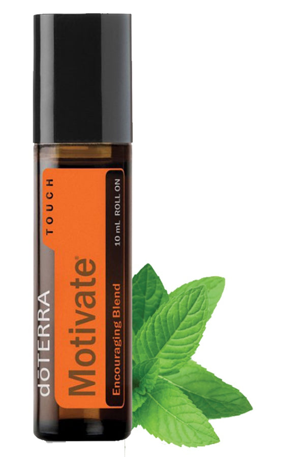 Motivate Essential Oil Blend Touch (Roll-On) - Zero Point Crystals