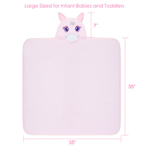 Unicorn Baby Towel | For Baby Girls