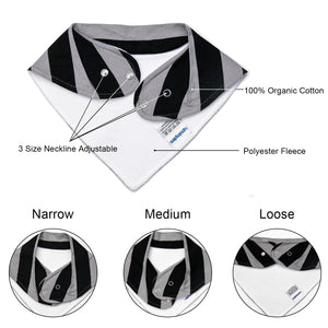 10-Pack Bandana Drool Bibs | For Baby Boys