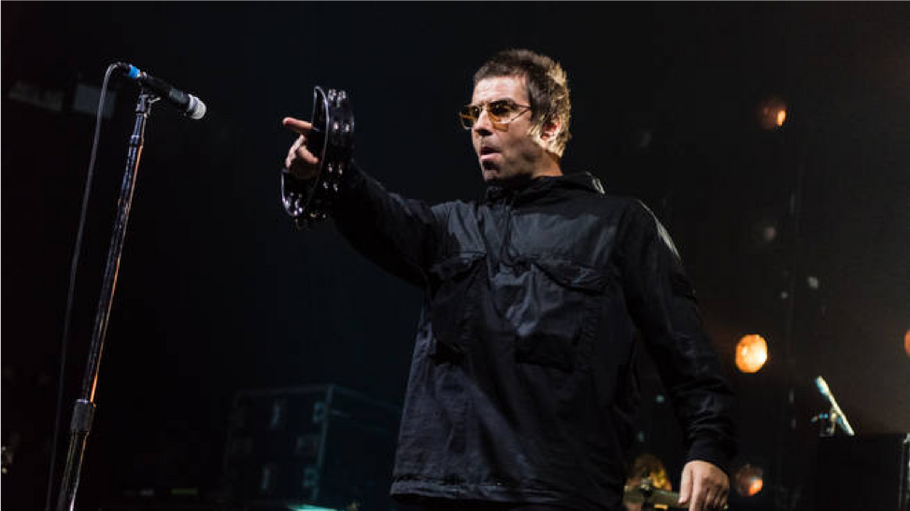 "Liam Gallagher admits that he can be a bit of a ""knob"""