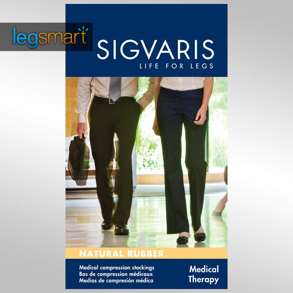 Sigvaris Natural Rubber Proper Containment Of Excessive