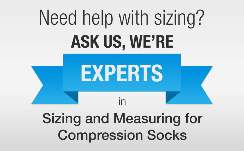 How to Measure for Compression Stockings
