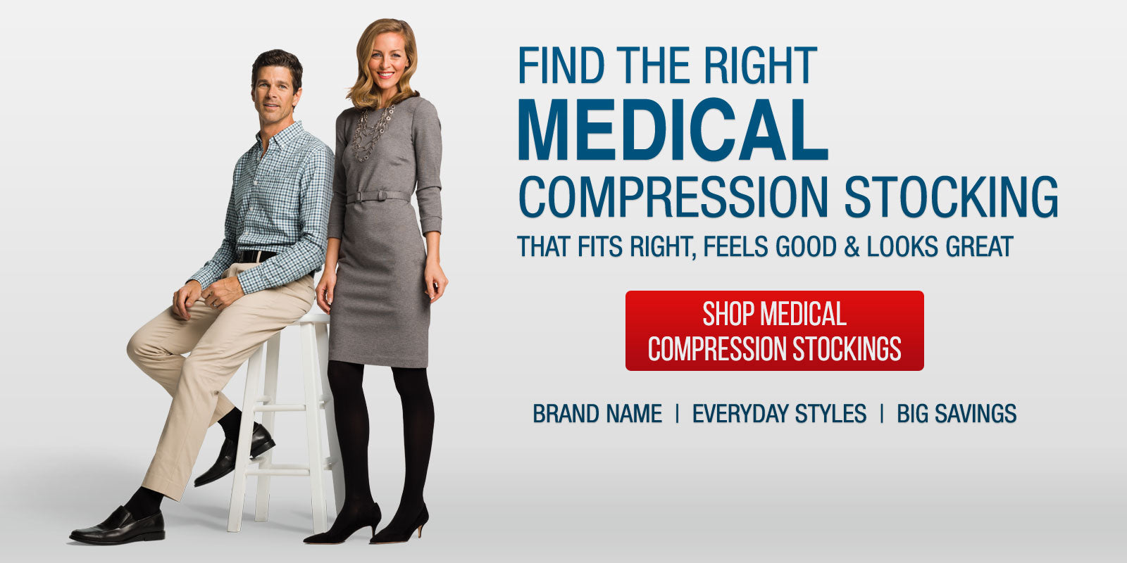 Find the right Medical Compression Stockings