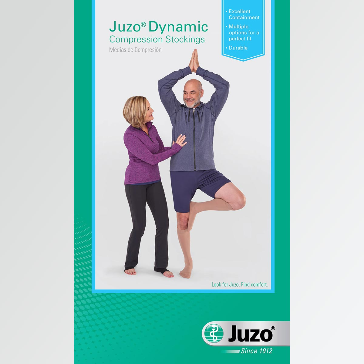 Juzo Dynamic Compression Stockings