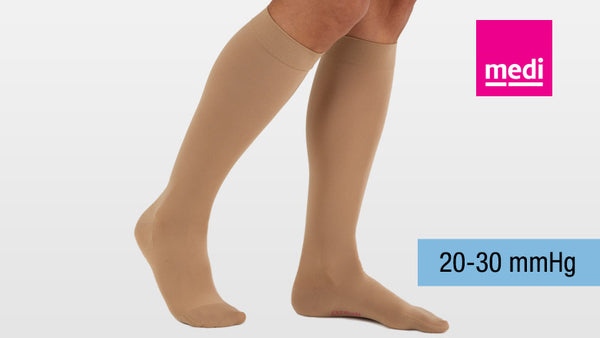 9db155ce68 Mediven Comfort Knee 20-30 mmHg - LegSmart Compression Socks