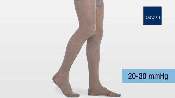 Sigvaris Midtown Microfiber Thigh 20-30 mmHg