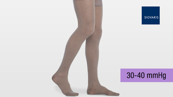 Sigvaris Midtown Microfiber Thigh 30-40 mmHg