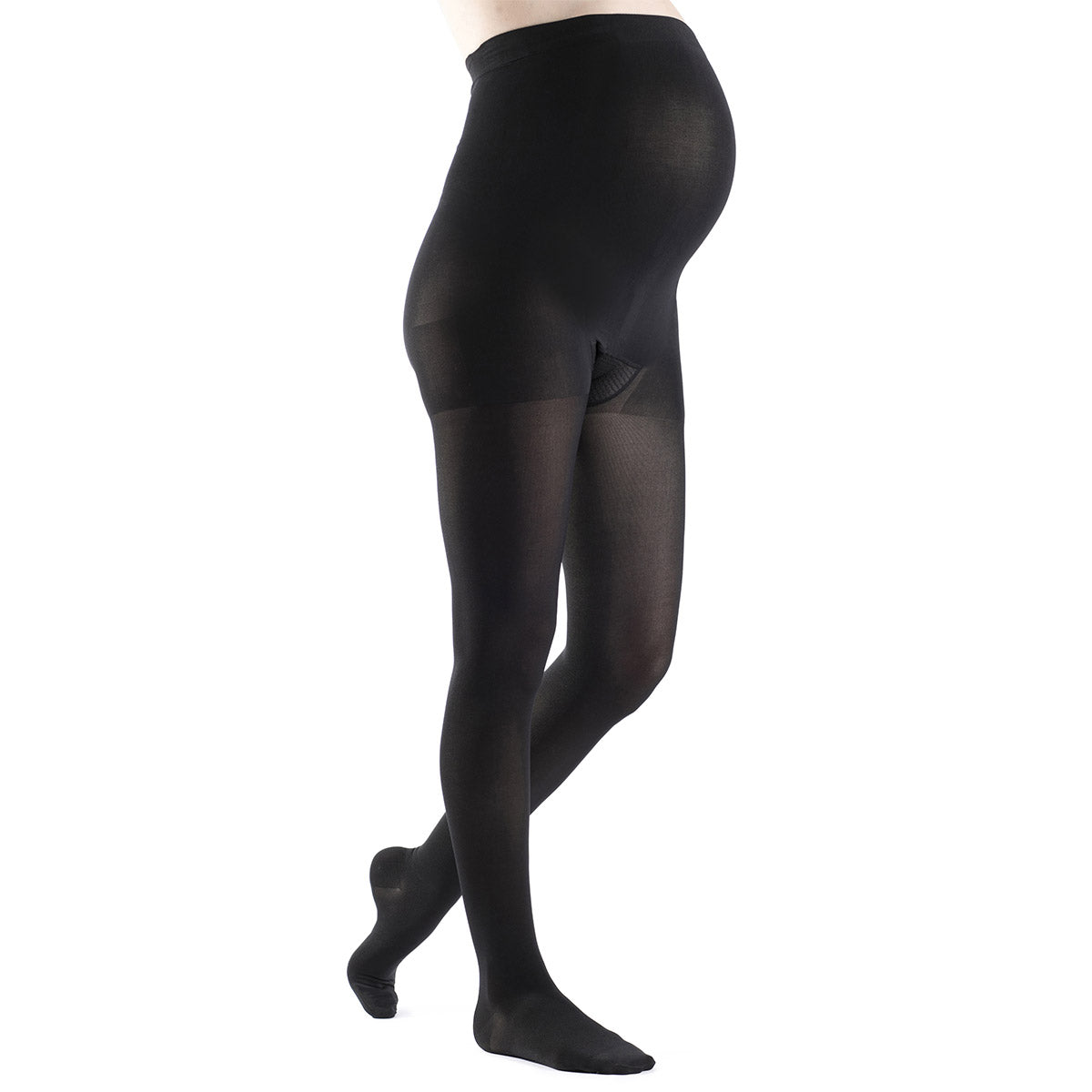 dfcab96f555 Sigvaris Soft Opaque Maternity Panty 20-30 mmHg - LegSmart Compression Socks