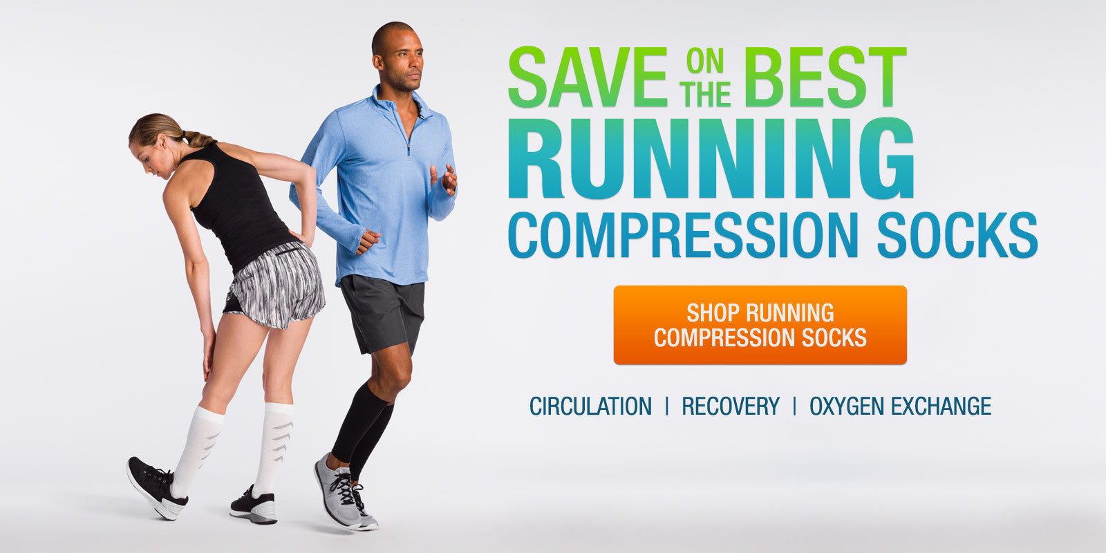 Save on the Best Running Compression Socks