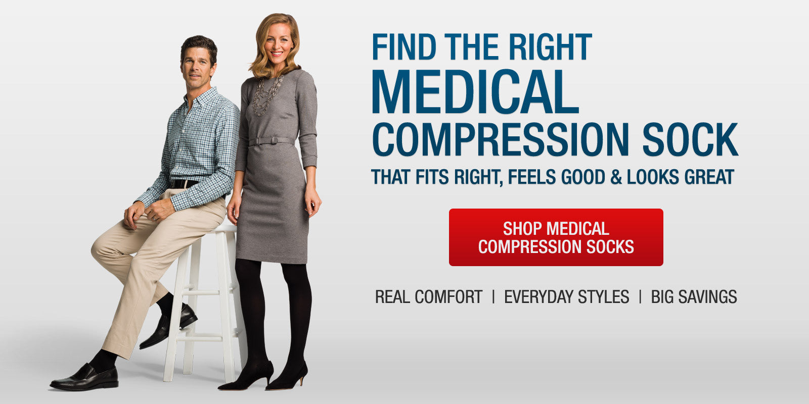 Find the right Medical Compression Socks