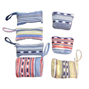 Best makeup bags, cosmetic cases and travel makeup bags cotton lined zippered - Mystic World Finds