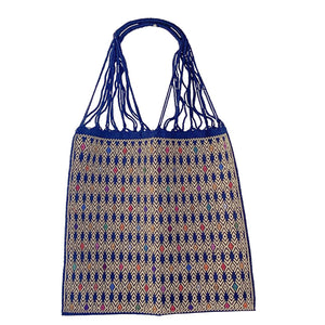Fully Embroidered Chiapas Hammock Bag - Mystic World Finds
