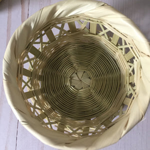 Tiny Handwoven Basket - Mystic World Finds