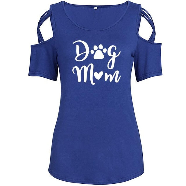 Dog Mom Tshirt