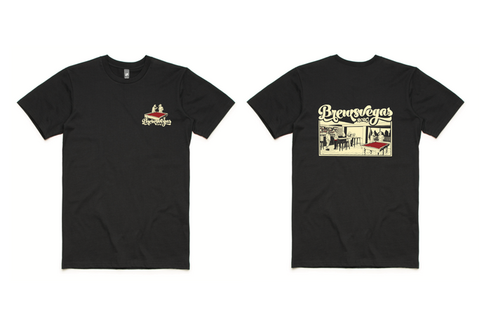 Brewsvegas 2020 T-Shirt - PRE ORDER CLOSED