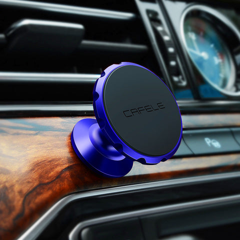 Magnetic Car Phone Holder 360 Degree Rotation