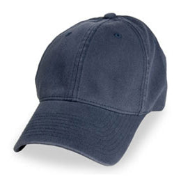 2XL Flexfit Hats in Navy Blue Washed
