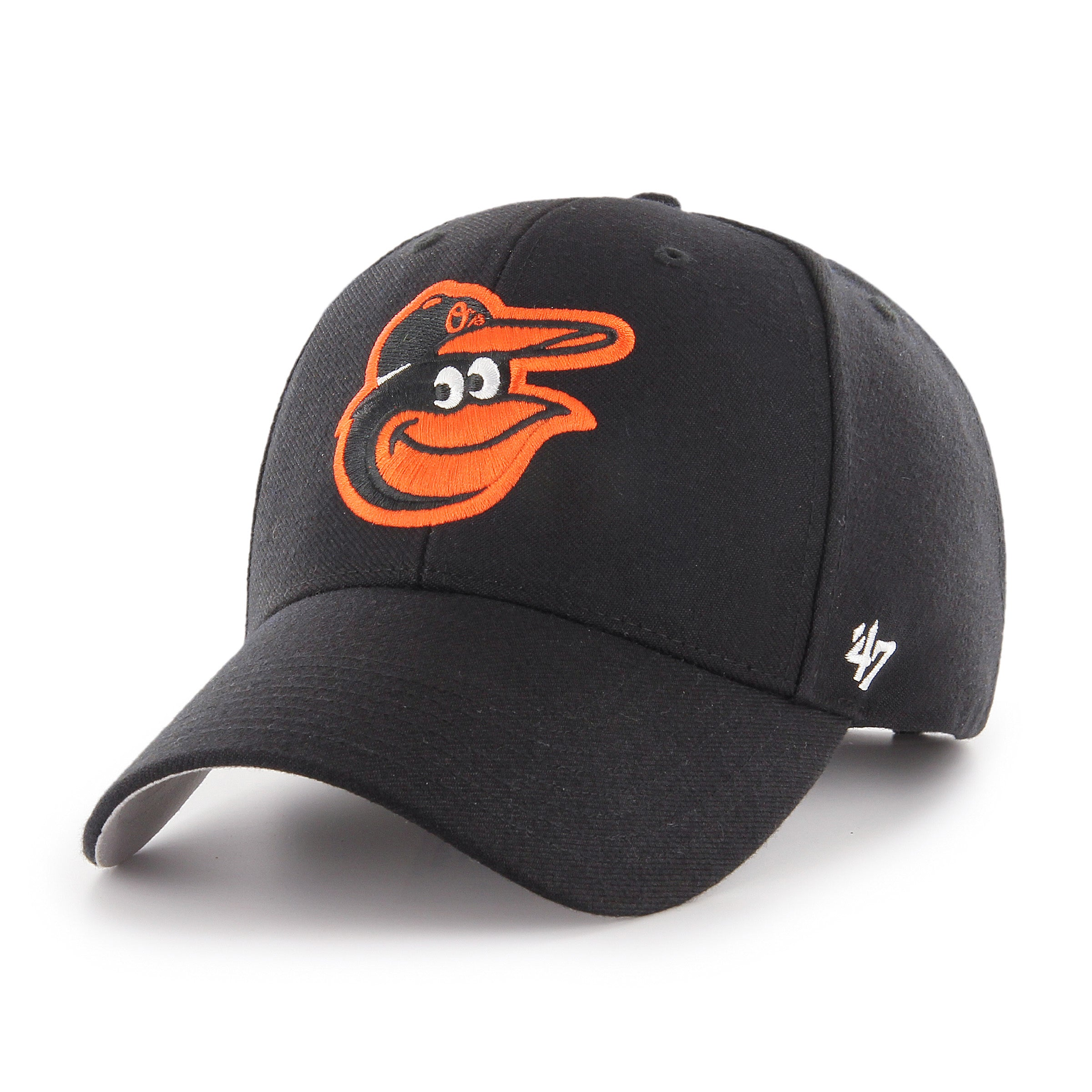 Baltimore Orioles (MLB) - Structured Baseball Cap