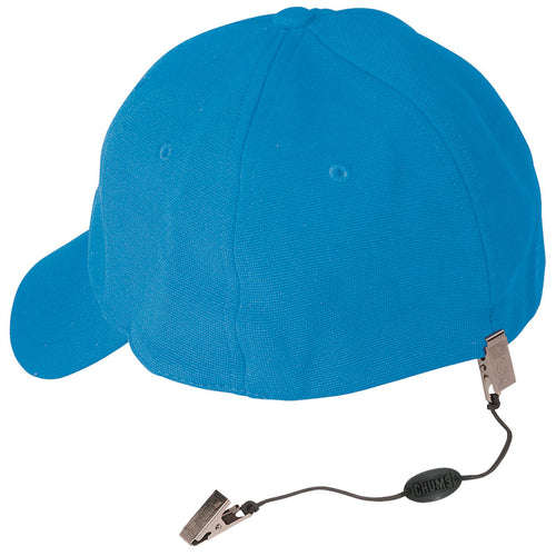 Baseball Cap Retainer Lanyard with clips to prevent losing in wind (hat keeper)