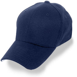 Big Blue Wicking Flexfit Hats Sized to fit 3XL and 4XL