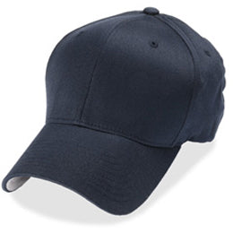 Big Flexfit Hats in Dark Navy Blue Sized to fit 3XL and 4XL