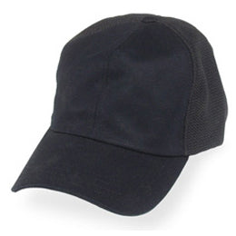 Black Partial Coolnit Hats for Large Heads in Sizes 3XL and 4XL