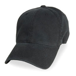 XXL Flexfit Black Washed Hats