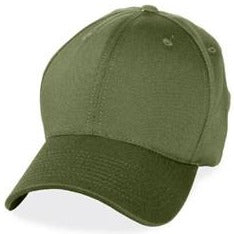 Structured Baseball style Extra Large Hats in Jalapeno color fits Size 3XL caps