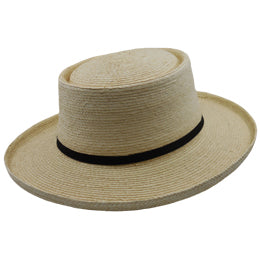 Gambler Straw Sun Hats For Big Heads