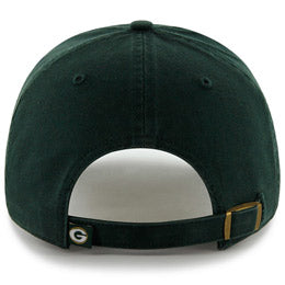 Green Bay Packers NFL Unstructured Extra Large Baseball Caps fits Sizes 3XL-4XL back view