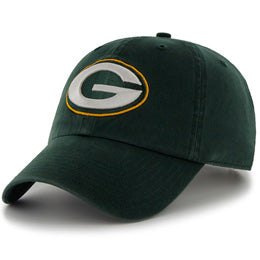 Green Bay Packers NFL Unstructured Extra Large Baseball Caps fits Sizes 3XL-4XL