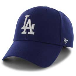 Los Angeles Dodgers MLB Structured Baseball Caps for Large Heads fits Size 3XL