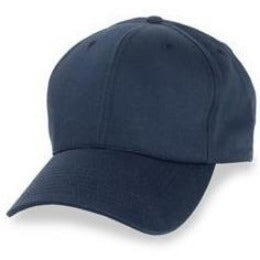Navy Blue Structured Extra Large Hats available in Sizes 3XL, 3XL-4XL, and 4XL
