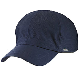 Navy Blue Premium Ultra Weather winter hats for big heads fits cap Sizes 3XL, earflaps tucked in view
